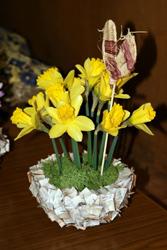 Флористические композиции ко дню св