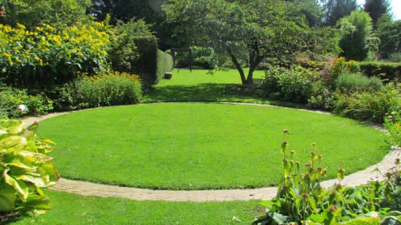 Рулонный газон, газон посевной рулонный