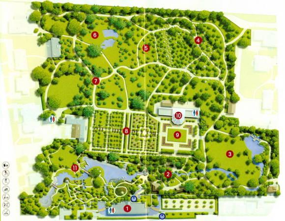 3 - Английский сад