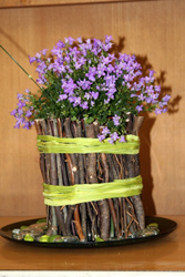 Композиции из цветов фото тема